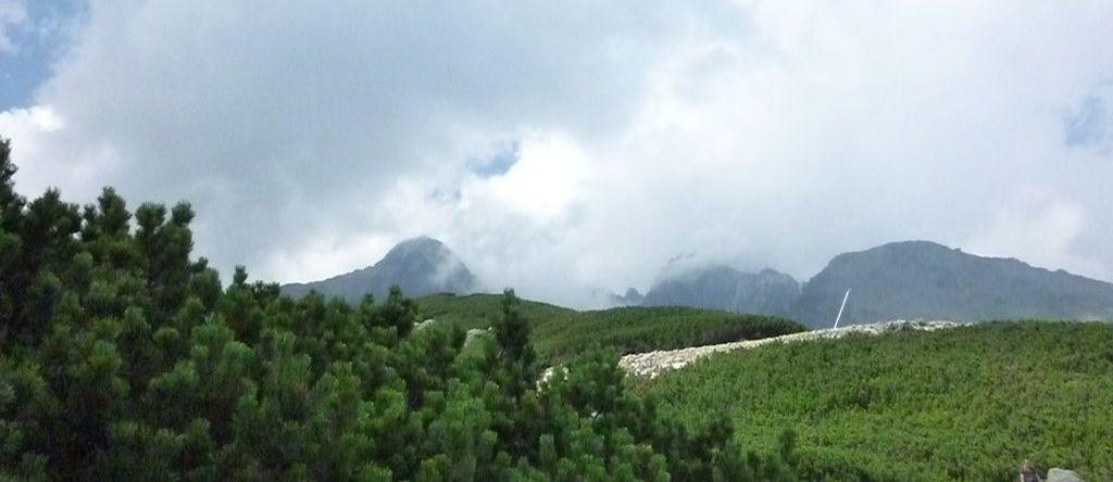 Vysoké Tatry a blízké okolí. Krátká dovolená s dvouletým synem