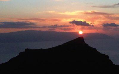 Krásné Kanárské ostrovy. Únik z Evropské zimy