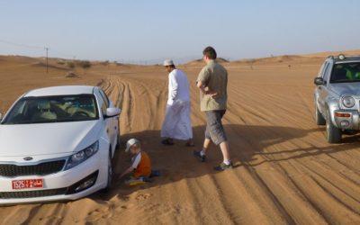 Úžasný Omán. Liduprázné pláže, krásné hory a přátelští lidé