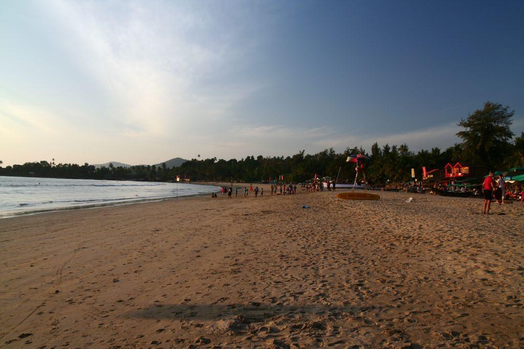 Dovolená Goa Indie