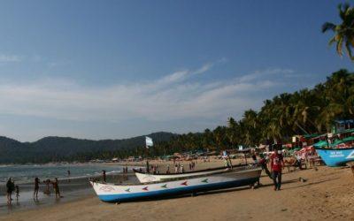 CESTOPIS INDIE ČÁST 5: Goa a plážová dovolená