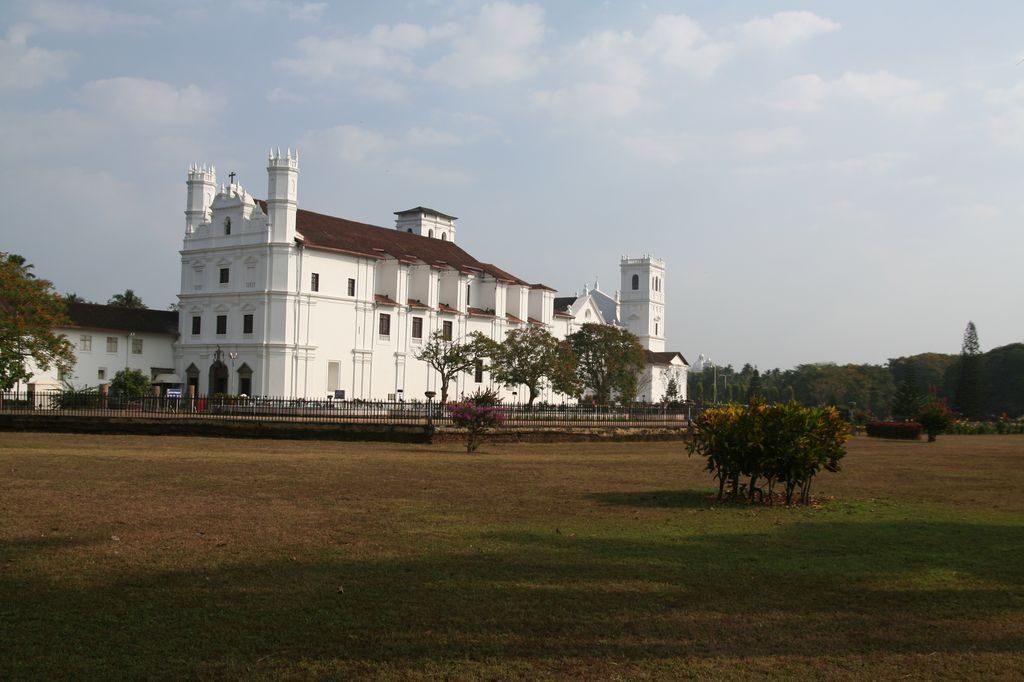 Old Goa první dojmy