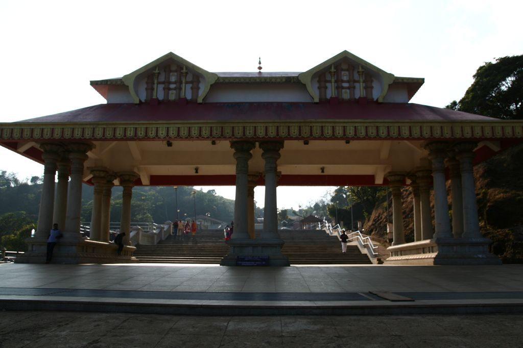 Vstup do Tala Kaveri