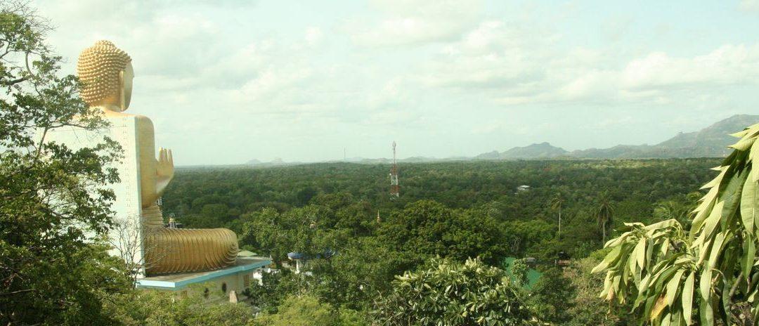 Cestopis Srí Lanka: První dojmy, čarovná Sigirya