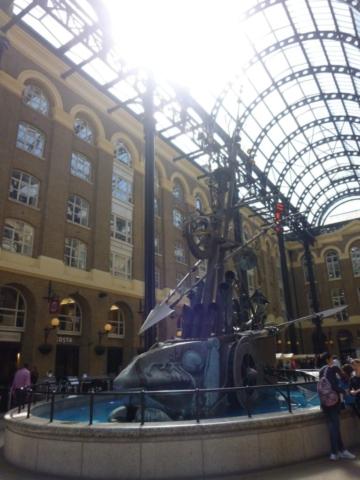 Někde v Londýně:-)