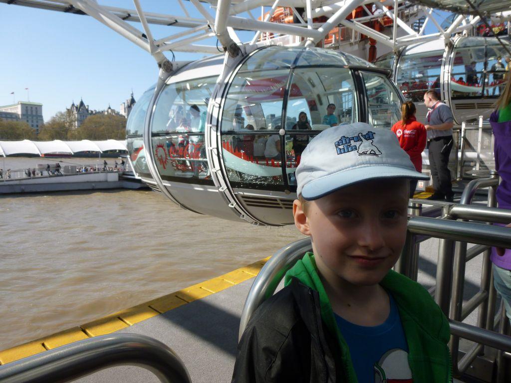Čekáme na London Eye