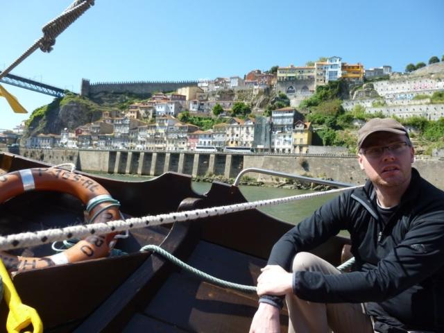 Projížďka po řece Douro v Portu