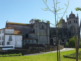 Hrad v Portu