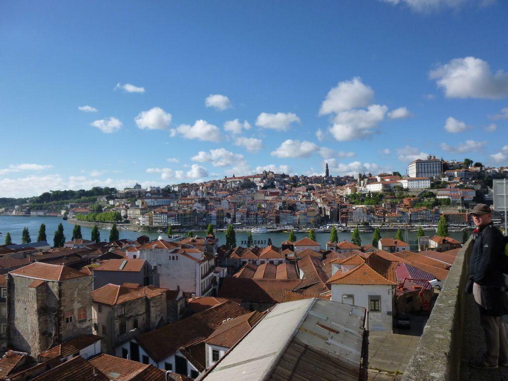 Výhled na Porto