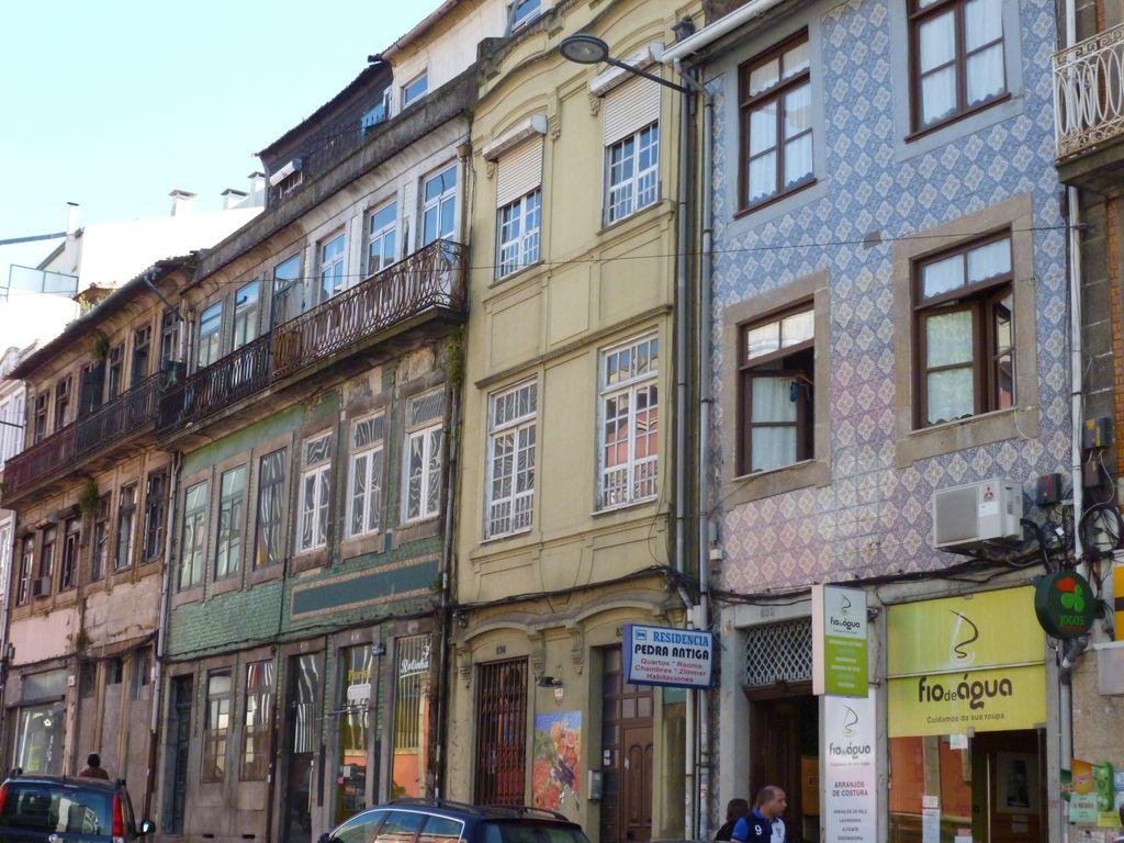 Klasická portugalská architektura