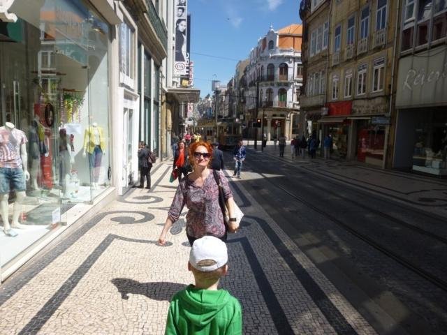 Běžná ulice v Portu