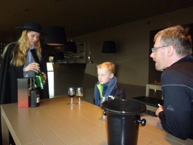 Sandeman velká a komerční vinice v oblasti Douro