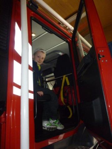 Ochotní hasiči