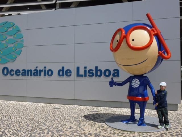 Akvárium v Lisabonu