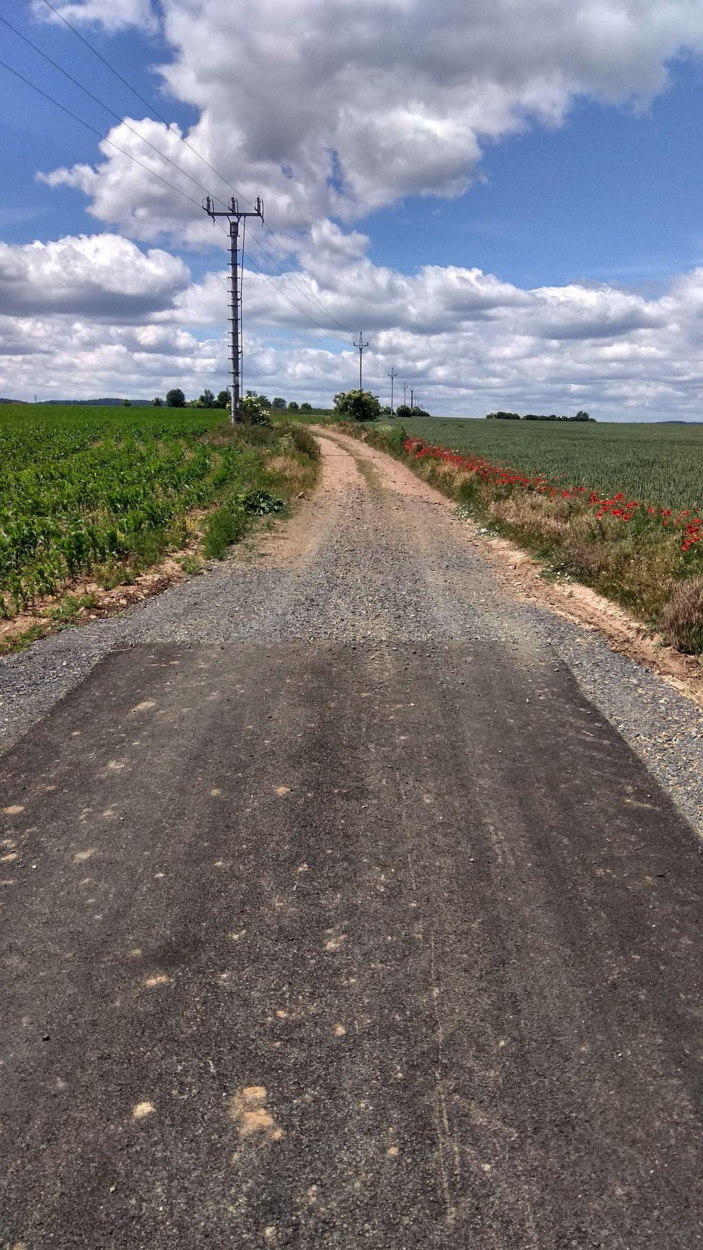 Cesta poutníka vede různými cestami