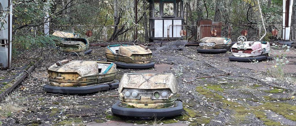 Jeden den v Černobylu. Jak jsme si to užili?