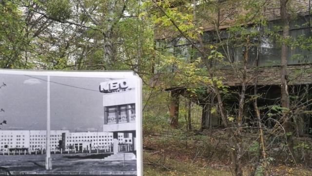 Před havárií a po 30 letech