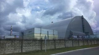 Černobyl  - reaktor 4