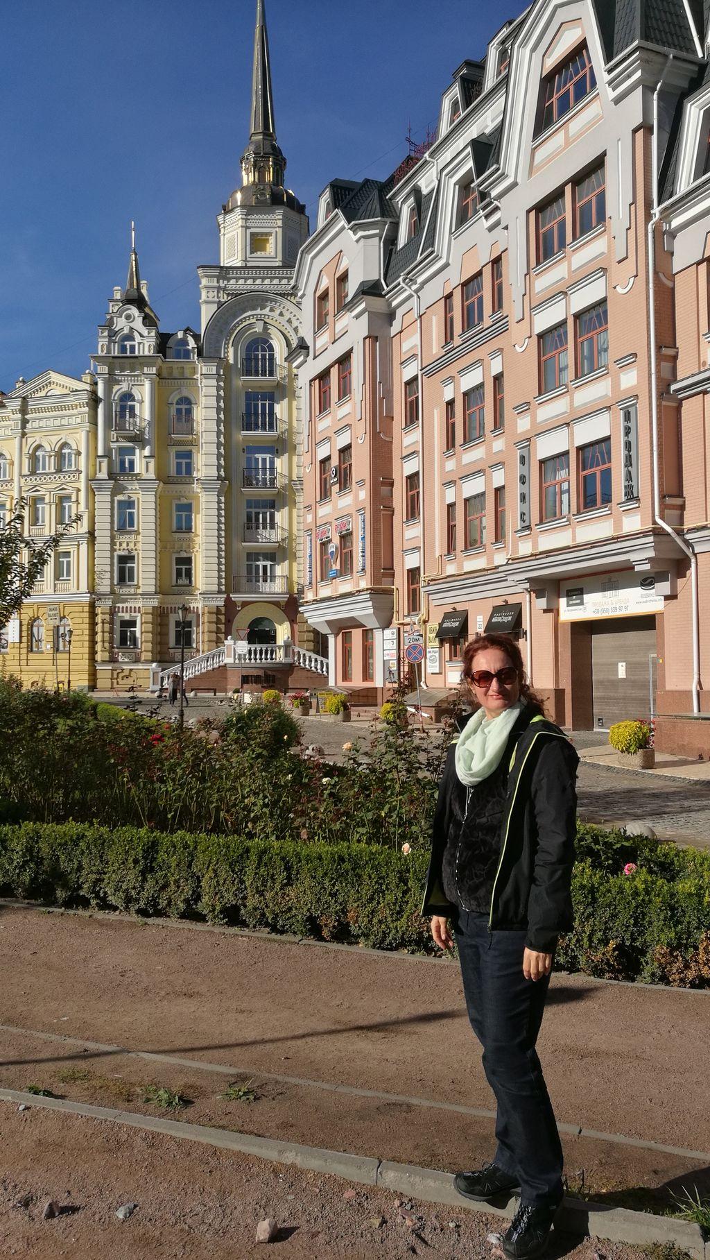 Poblíž Vozdvyzhenska
