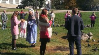Slovanský rituál - již kolikáté foto:-)