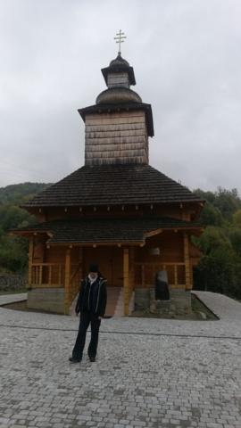 Kostel v Lumshory 2