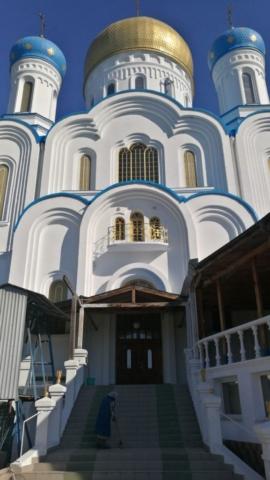 Kostel Užgorod 2