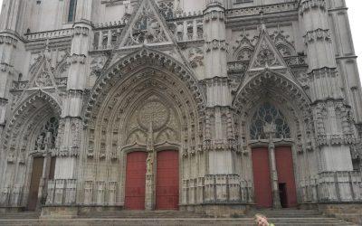 Kostel v Paříži. Který už nevím:-)