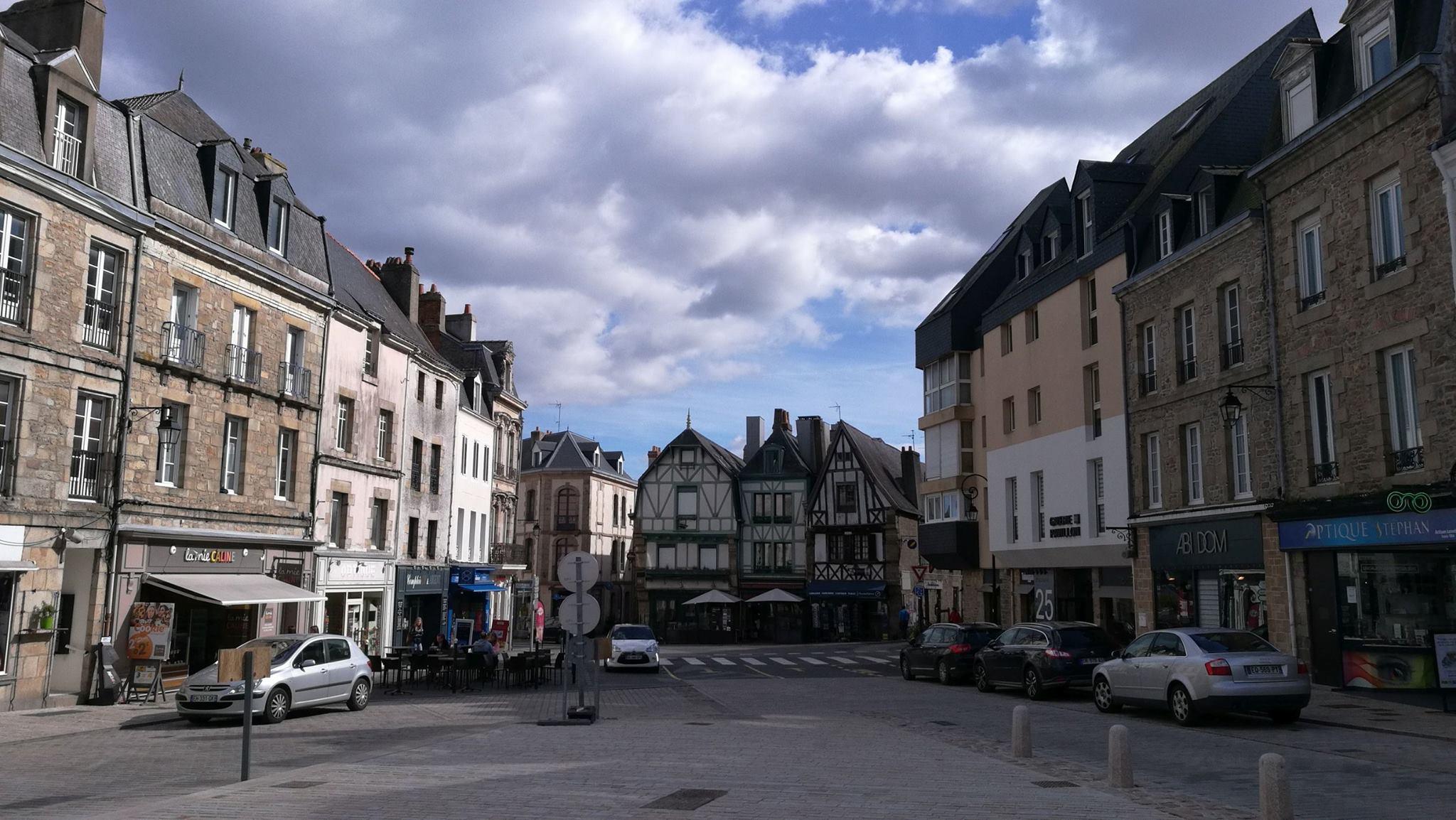 Centrum Vannes