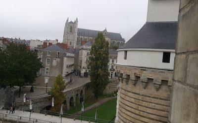 Nantes, centrum