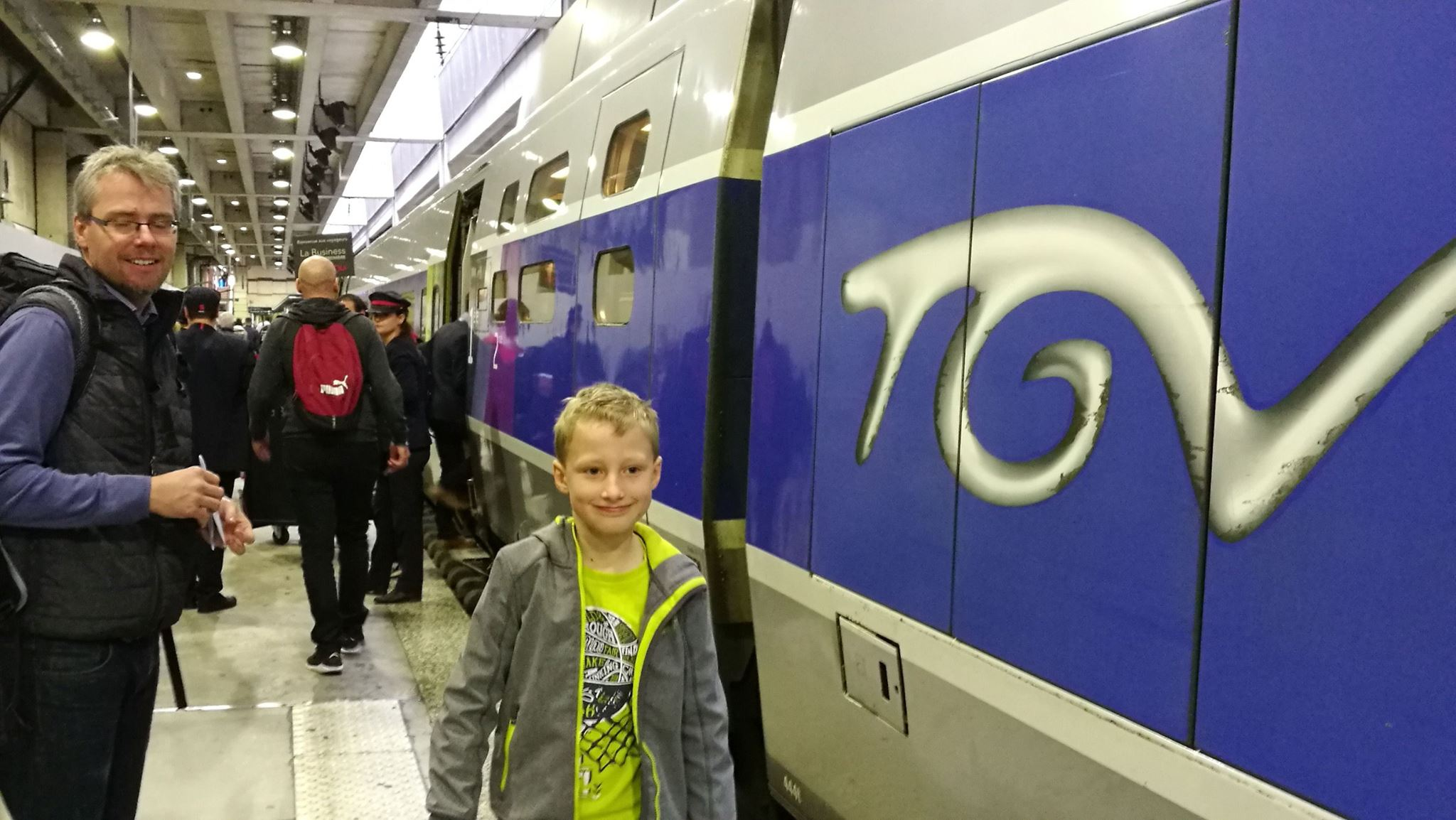 TGV do Nantes