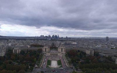 Paříz z Eiffelovky