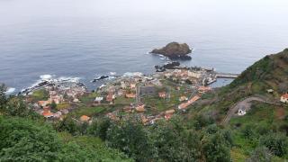 Pohled na Port Moniz