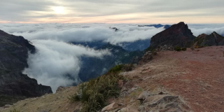 Pico Areeiro, inverzce