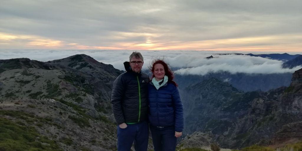 Pico Areeiro, rodina
