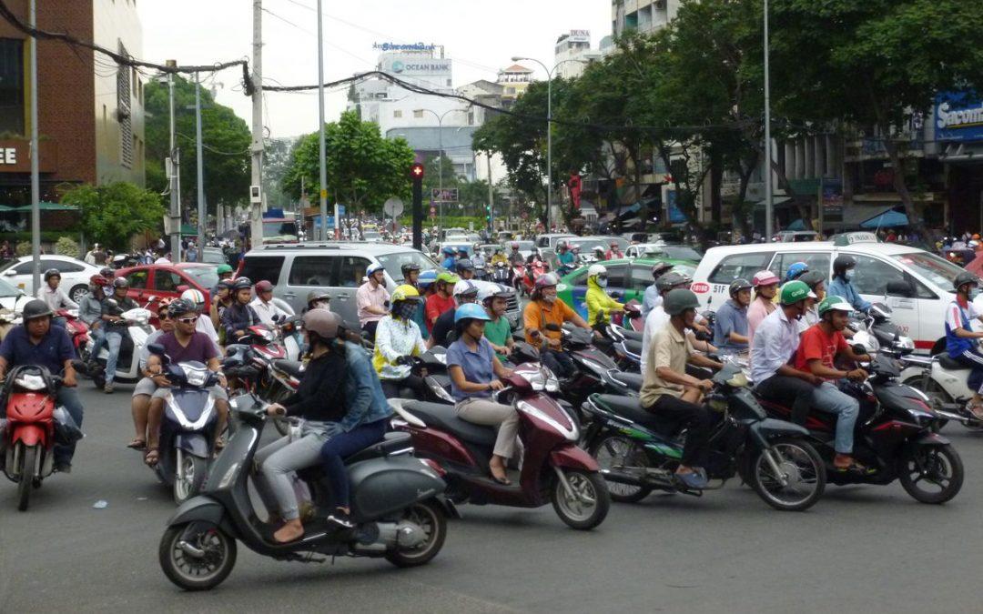 Vietnam s rodinou