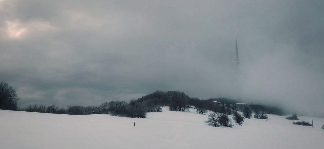 9. nejvyšší vrchol Českého středohoří – Buková hora