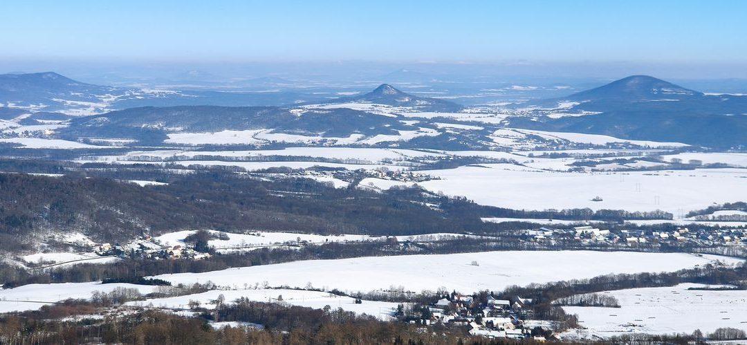 4. nejvyšší vrchol Českého středohoří – Sedlo