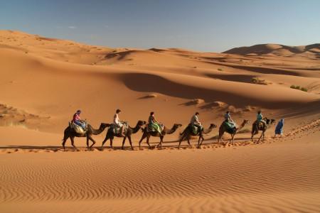 Maroko – první dojmy. Fez, Merzouga, pohoří Atlas